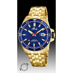 RELOJ LOTUS EXCELLENT_AZUL