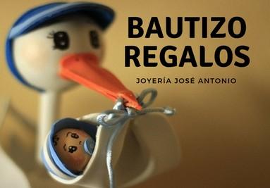 REGALOS DE BAUTIZO EN SANTIAGO. JOYERÍA JOSÉ ANTONIO